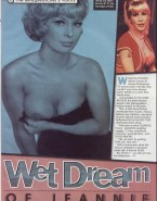 Barbara Eden Nipple Slip Magazine Cover 001