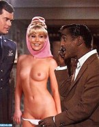 Barbara Eden Panties Down Breasts 001
