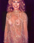 Barbara Eden See Thru Boobs Porn 001