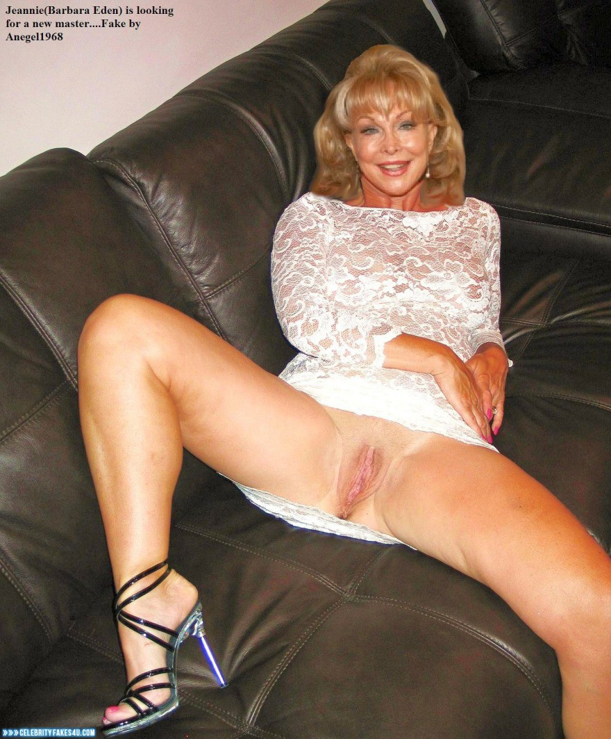 Share Barbara eden in panties speaking