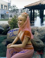 Barbara Eden Wardrobe Malfunction Public 001