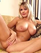 Barbara Schoneberger Busty Spread Pussy Nude 001