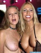Barbara Schoneberger Perfect Tits Lesbian Nsfw 001
