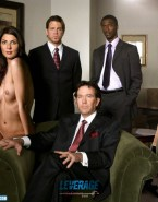 Beth Riesgraf Boobs Flash Leverage Tv Series 001