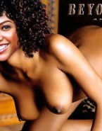 Beyonce Knowles Boobs Porn 001