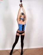 Billie Piper Nipples Panties Nude 001