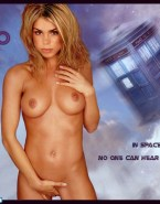 Billie Piper Perfect Tits Touching Her Vagina Nsfw 001