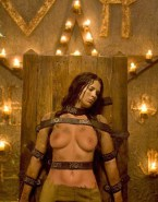 Bridget Regan Breasts Legend Of The Seeker Porn 001