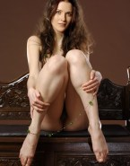 Bridget Regan Feet Pantieless Naked 001