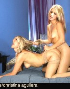 Britney Spears Hair Pulled Strap On Lesbians Nudes 001