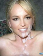 Britney Spears Homemade Leaked Facial Naked 001