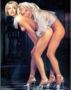 Britney Spears Lesbian Naked 001