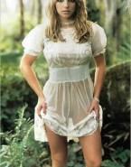 Britney Spears See Thru Lingerie Porn 001