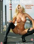 Brooke Hogan Public Movie Cover Fake 001