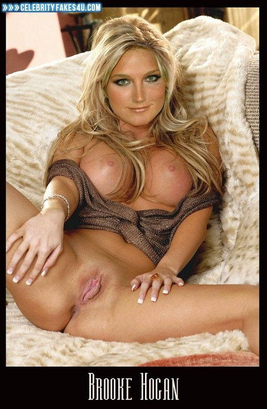 brooke hogan naked