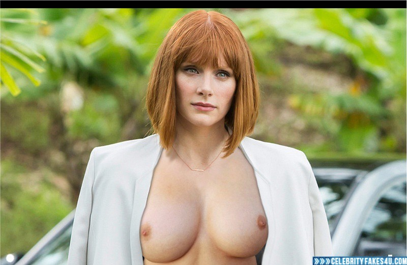 What excellent Bryce Dallas Howard naked fake photos join