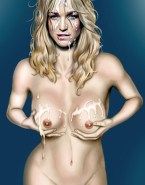 Caity Lotz Facial Cumshot Cartoon Nude 001