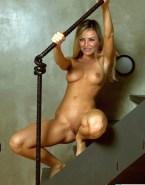 Cameron Diaz Legs Spread Naked Body 001