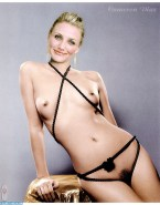 Cameron Diaz Nude Body Small Tits 001