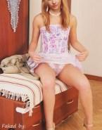Candice Accola Lingerie Vagina Upskirt Naked 001