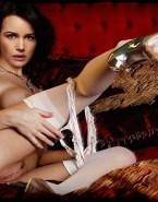 Carla Gugino Pussy Panties Down Nudes 001