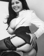Carol Vorderman Ass Lingerie Porn 001