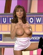 Carol Vorderman Big Breasts On Countdown Porn 001