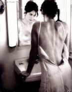 Carrie Anne Moss Boobs Nude 001