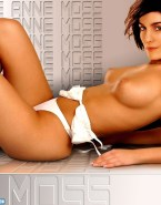 Carrie Anne Moss Legs Topless Nudes 001