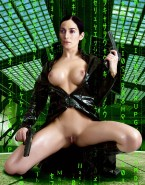 Carrie Anne Moss Pussy Exposed Wet Porn 001