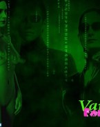 Carrie Anne Moss Tits The Matrix Naked 001