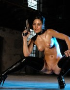 Carrie Anne Moss Vagina The Matrix Naked 001