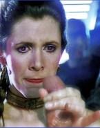 Carrie Fisher Handjob Star Wars Porn Sex 001
