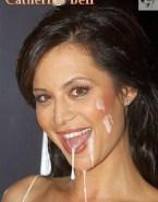 Catherine Bell Cum Facial Licking Cumslut Porn 001