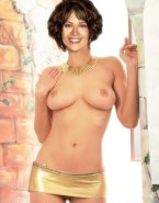 Catherine Bell Pantiless Topless Nudes 001