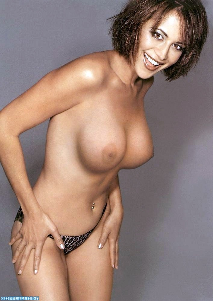 Catherine bell nude playboy miss october big boobs spread legs hairy pussy