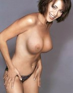 Catherine Bell Topless Fake 001