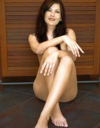 Catherine Zeta Jones Naked Feet 001