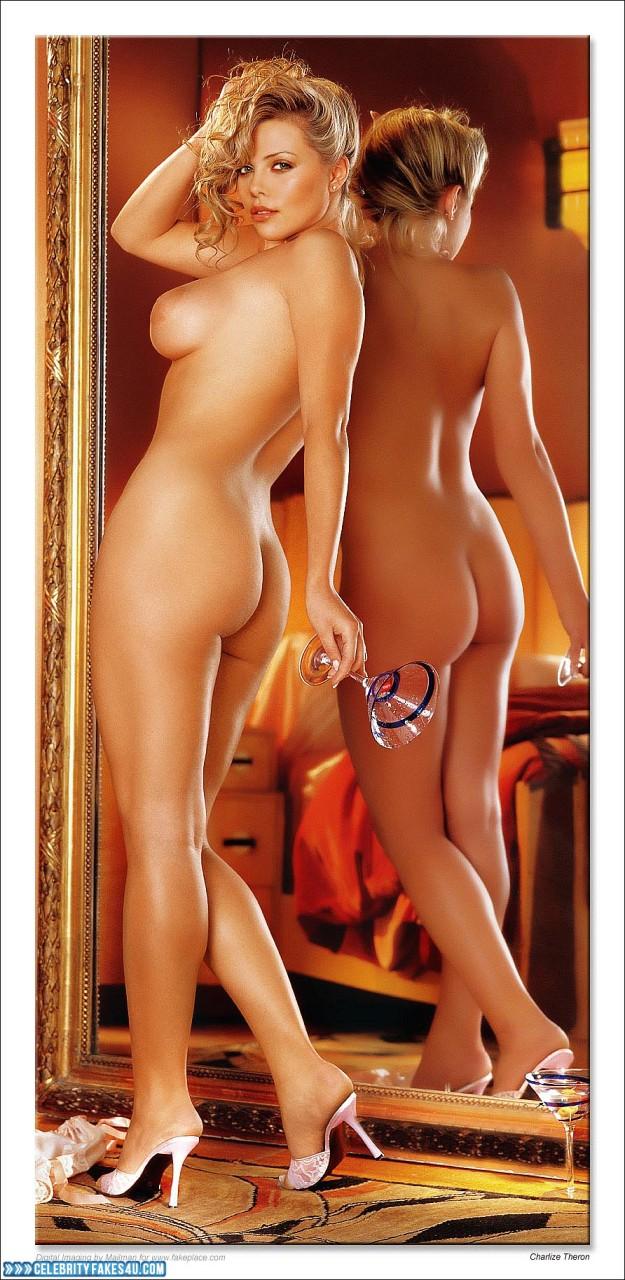 Charlize Theron Sex Scenes