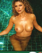 Charlize Theron Wet Breasts Nsfw 001