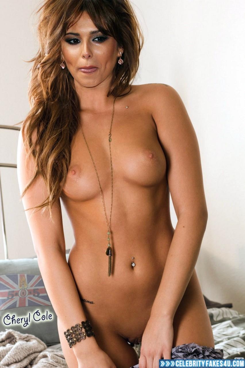 Cheryl cole naked celebrities