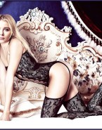 Chloe Grace Moretz Sexy Lingerie Nude Fake-016