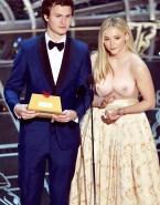 Chloe Grace Moretz Topless Award Show Fake-001