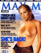Christina Applegate Magazine Cover Naked 001