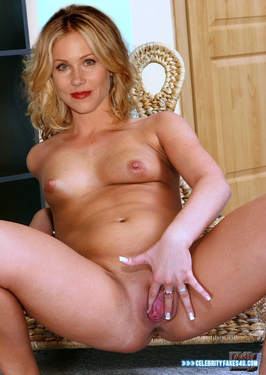 Christina Applegate Nude The Fappening