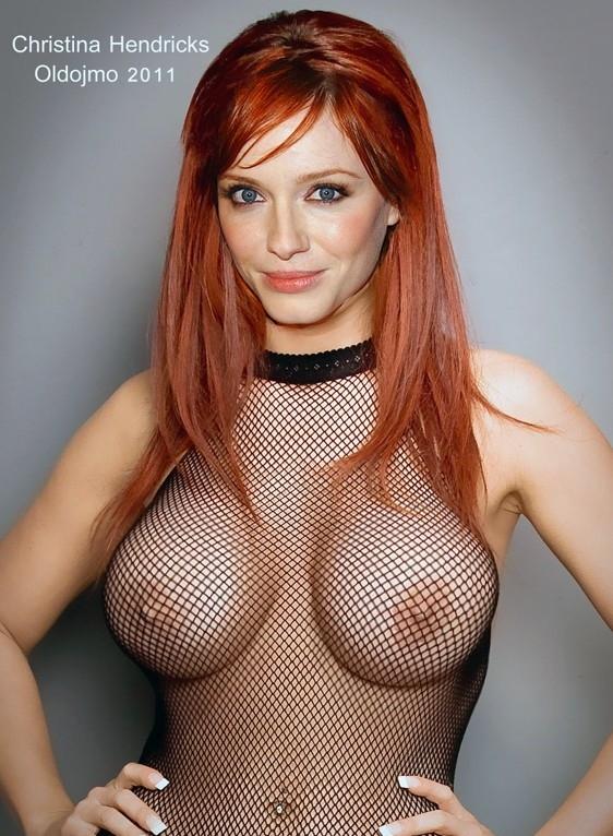 christina hendricks nudes