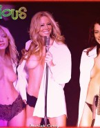 Christina Milian Lesbian Panties Fake 001