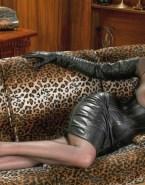 Christina Ricci Leather Lingerie Fakes 001