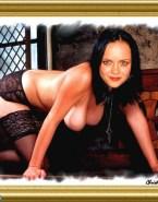 Christina Ricci Lingerie Exposed Boobs Porn 001
