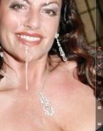 Christine Neubauer Cumshot Facial 001